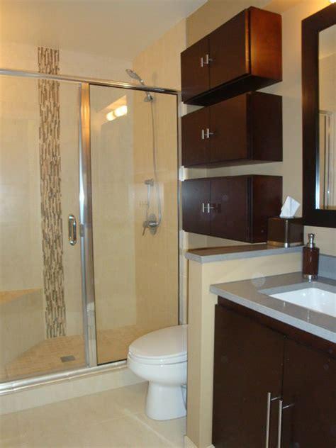 lincoln park townhouse master bath contemporary bathroom chicago  design build  chicago