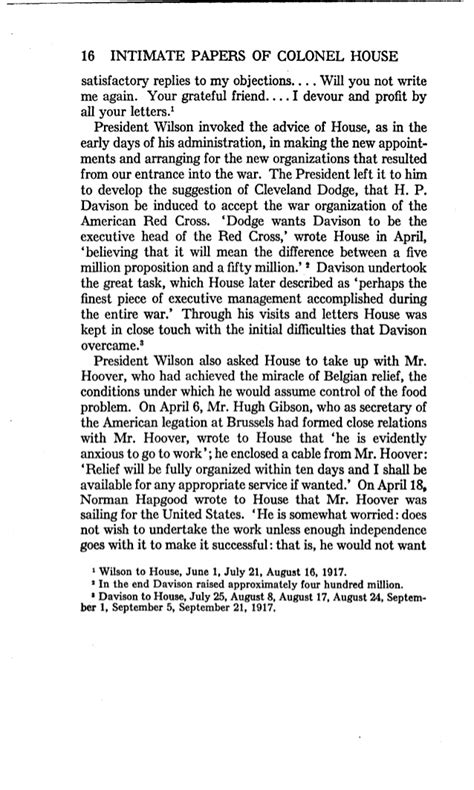 the intimate papers of colonel house into the the intimate papers of colonel house vol3 1917to1918 510pgs pol