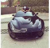 Rob Dyrdek Hits The Big Time With A Ferrari F12