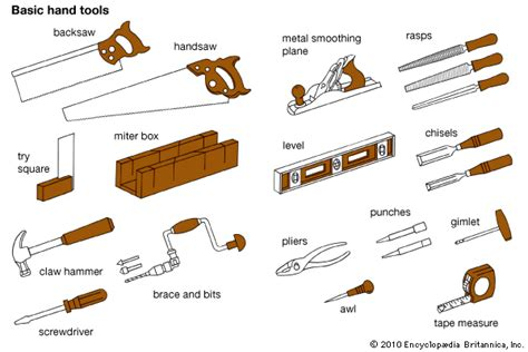woodworking tool list woodwork carpentry tools pdf plans