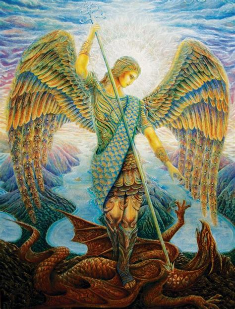 The Archangel Michael archangel michael and the journey with omraam