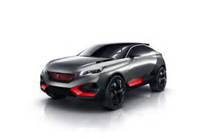 Peugeot Vehicle Peugeot Quartz Concept 2014 Le Futur 3008 Se Pr 233 Cise