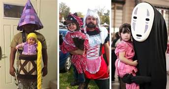 Halloween Costume Ideas For 10 Year Olds 15 Of The Best Parent Amp Child Halloween Costume Ideas Ever Bored Panda