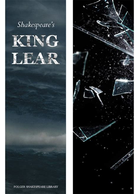 themes in the book king lear book cover redesign king lear jacqueline fischer design