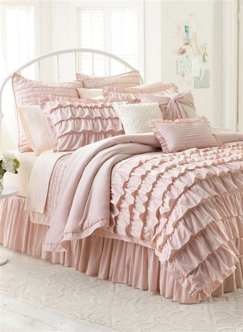 Bed Comforters Kohls by Best 25 Pink Bedding Ideas On Light Pink
