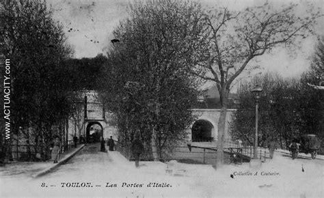 theatre porte d italie toulon cartes postales anciennes de toulon 83000 actuacity