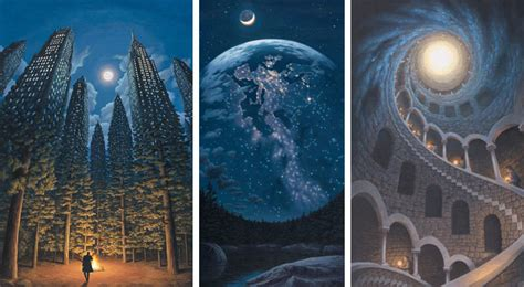 Modern Day Architecture biography of rob gonsalves widewalls
