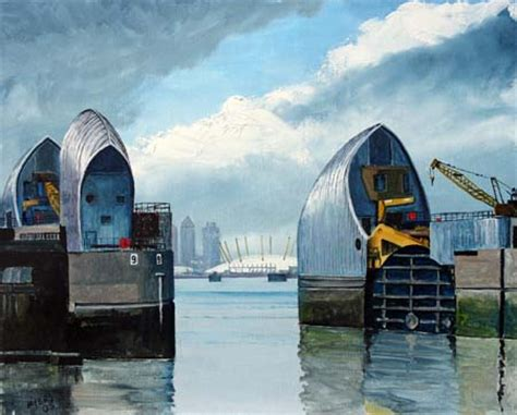 thames barrier housing construction shift sustainable homes code for sustainable