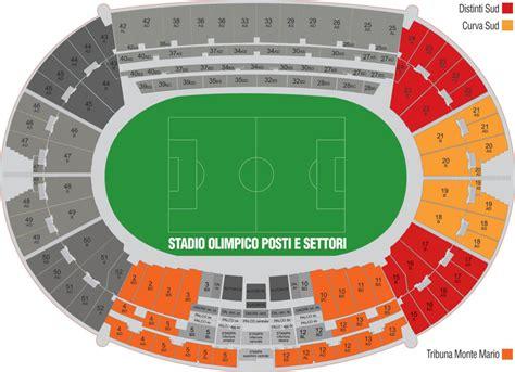 ingresso curva nord stadio olimpico roma biglietti finale coppa italia 2016 prezzi stadio olimpico