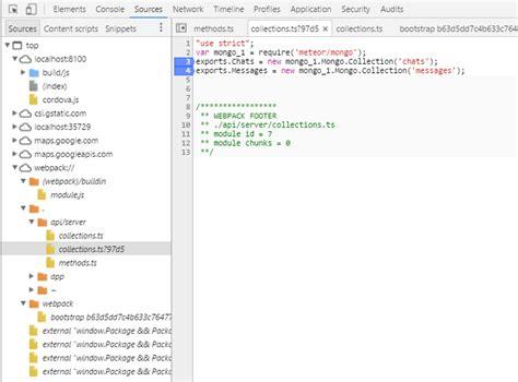 javascript pattern constants node js javascript typescript constants with a webpack