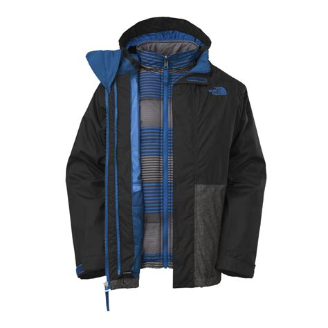 Boyset Jaket 3 In 1 the dubs triclimate 3 in 1 ski jacket boys