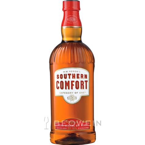 southern comfort southern comfort 1 0 l buy at beowein mail order