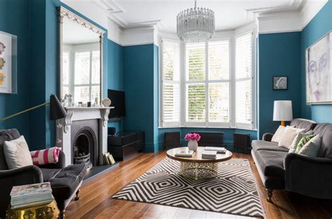 European House Designs by Dream Home A Colourful Victorian Family Home In South London