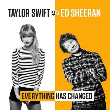 everything has changed testo quot everything has changed quot testo traduzione e