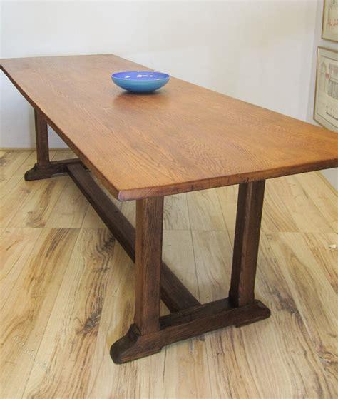 antique refectory table 8ft heals oak refectory table antiques atlas