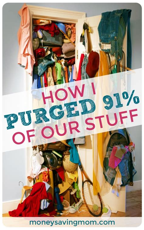 great fall closet clean out guide for purging unworn how i purged 91 of our stuff money saving mom 174