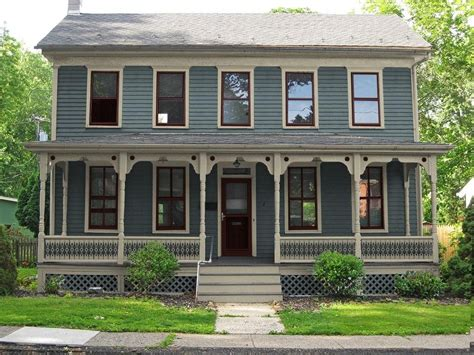 the trend of the exterior paint color ideas