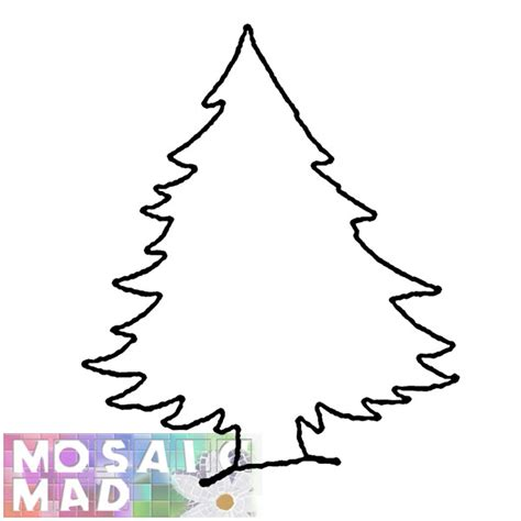 printable christmas tree pattern new calendar template site