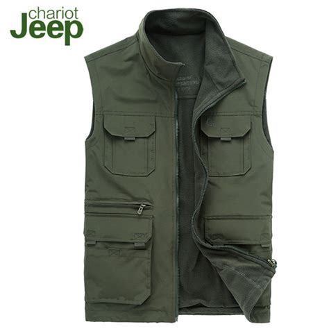 vest with pockets army vest for colete masculino mens outdoor photography vest with many