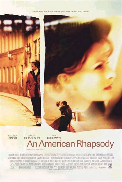 An American Review An American Rhapsody Movieguide Reviews For Christians