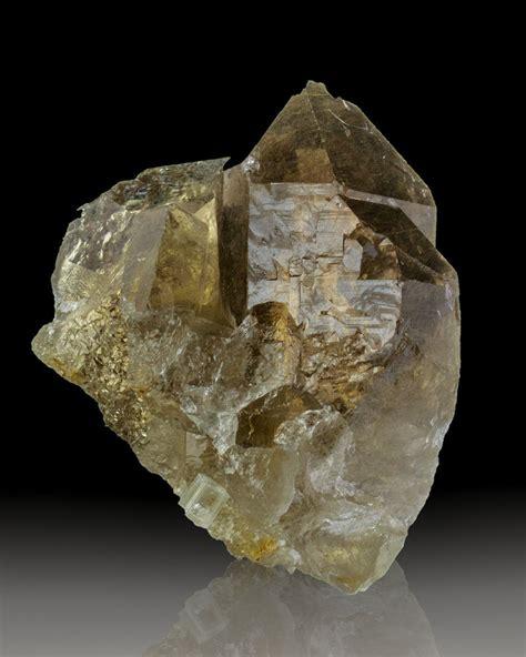 4 1 quot golden rutilated quartz terminated