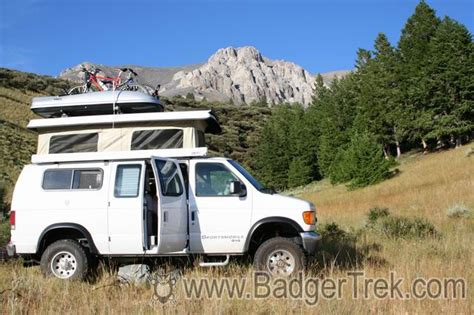 sportsmobile awning badgertrek com sportsmobile exterior