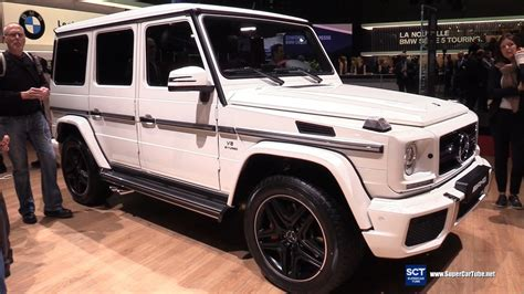 g wagon 2017 2017 mercedes amg g class g63 exterior and interior
