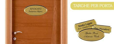 targhe porte targhette per porta casa ufficio personalizzabili