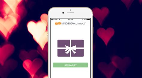 Mindbody Gift Cards - mindbody spread the love with gift card sales