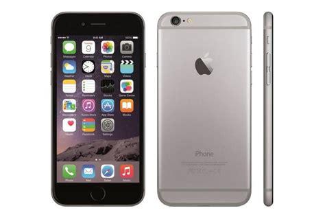 apple iphone 6 128 go la fiche technique compl 232 te 01net