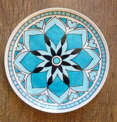plate patterns 17 best ideas about painted plates on pinterest sharpie