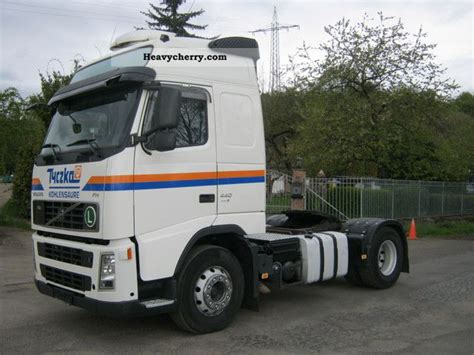 2006 volvo truck tractor volvo fh 440 adr globetrotter euro 5 2006 standard