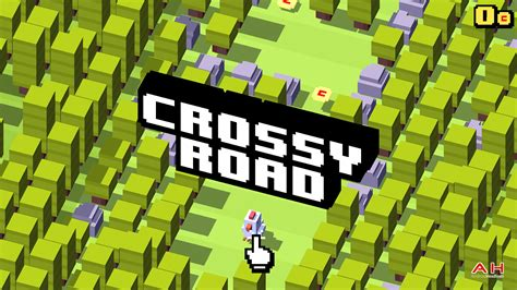 crossy road  pc windowsxpmac
