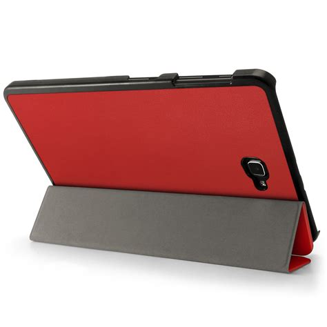 Samsung Tab A 101 2016 T580 Smart Cover Flip Book pu leather smart cover for samsung galaxy tab a 10 1 quot sm t580 t585 stand ebay