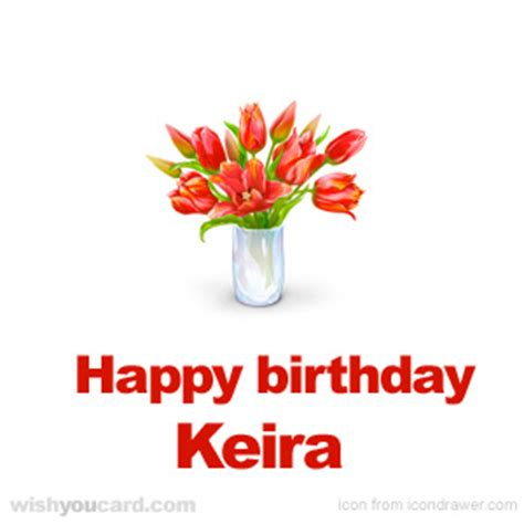 Happiest Of Birthdays Keira by Happy Birthday Keira Free E Cards