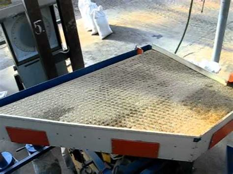 gravity table separator for gravity table separator kps by jk machinery youtube