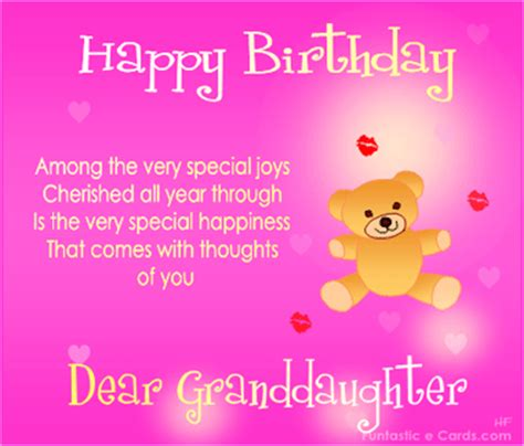 Happy Birthday Granddaughter Quotes Granddaughter Quotes Like Success