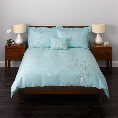 Flannelette Single Duvet Cover Buy Cheap Duck Egg Blue Duvet Cover Compare Home