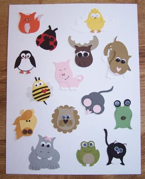 Paper Punch Craft Designs - owl punch ideas by trishg cards and paper crafts at