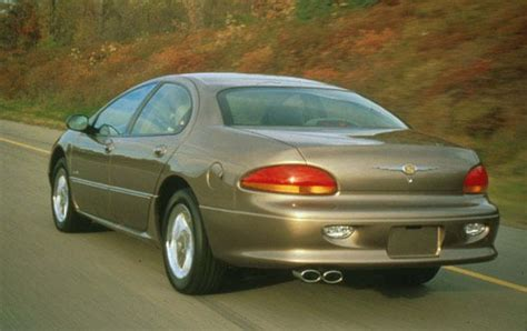 used 1995 chrysler lhs sedan pricing features edmunds used 2001 chrysler lhs for sale pricing features edmunds