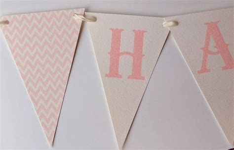 printable chevron birthday banner diy printable pink chevron happy birthday banner hadiya