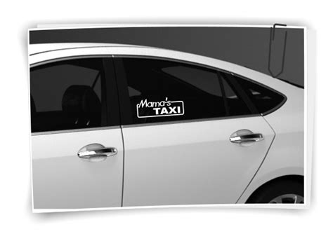 Tuning Girl Aufkleber by 15cm Mama 180 S Taxi Mobil Girl Auto Aufkleber Tuning Sticker
