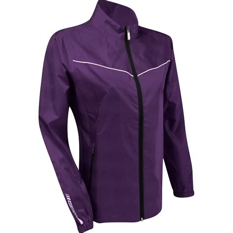 Colar Parka Shocking Ping sun mountain provisional 2015 rainwear apparel m purple lilac at globalgolf