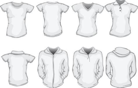 clothes template design vector 04 vector free