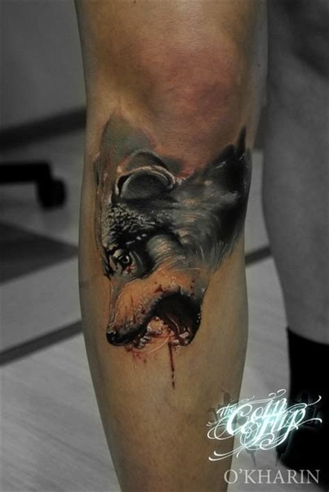bloody wolf tattoo wolf gallery part 6 tattooimages biz