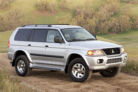 mitsubishi montero sport 2004 mitsubishi montero sport sport utility models price