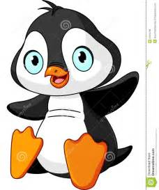 baby penguin royalty free stock image image 34819796