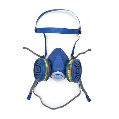 Masker Zat Kimia masker setengah wajah filter kembar duo