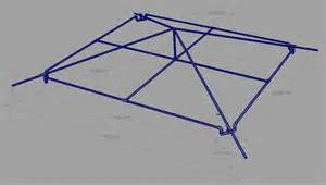Pvc Pipe Canopy Frame by Pvc Canopy Frame Plan Bing Images