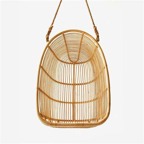 hanging rattan chair canopy rattan hanging chair unison